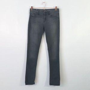 LC Lauren Conrad Charcoal Black Jeans
